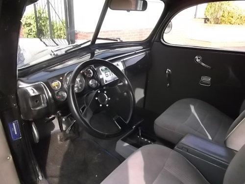 1940  Tudor Standard Sedan, Cool Hot Rod, Real Eyecatcher 302/V8 SOLD (picture 6 of 6)