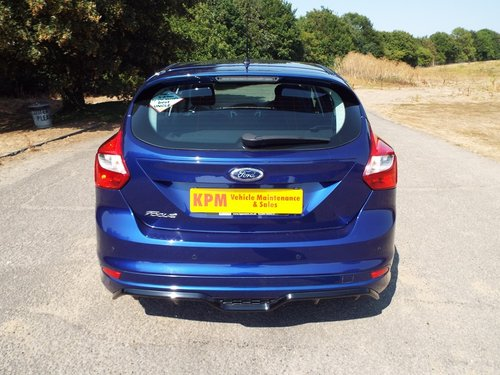 2014 Ford Focus Zetec S 1.6 TDCI For Sale (picture 5 of 6)