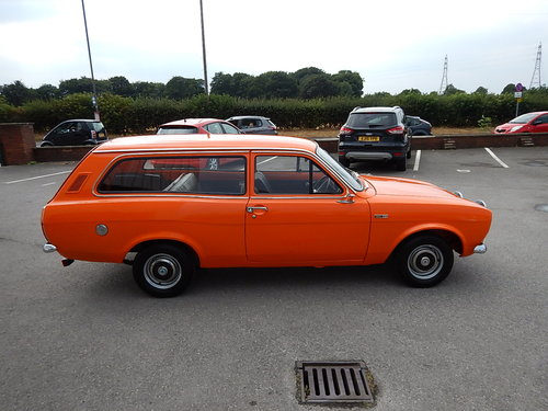1974 FORD ESCORT Mk1 1600GT Estate SOLD (picture 3 of 6)