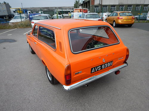 1974 FORD ESCORT Mk1 1600GT Estate SOLD (picture 4 of 6)