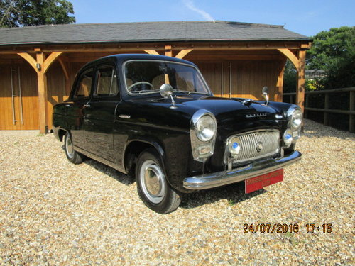 1955 Ford Prefect 100E (Card Payments Accepted) SOLD (picture 1 of 6)