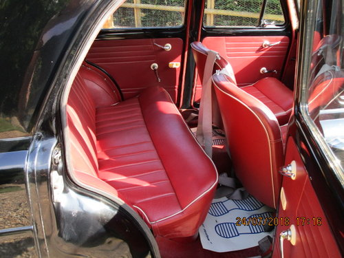 1955 Ford Prefect 100E (Card Payments Accepted) SOLD (picture 5 of 6)