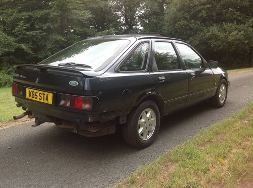 1992 Ford Sierra 2.9i XR4x4 SOLD (picture 5 of 5)