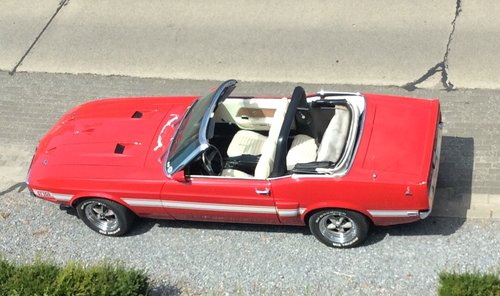 1970 Ford Mustang Shelby Cobra GT350tribute For Sale (picture 4 of 6)