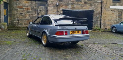 1986 One of 10 upgrades by the Ford Works DTM team For Sale (picture 3 of 6)