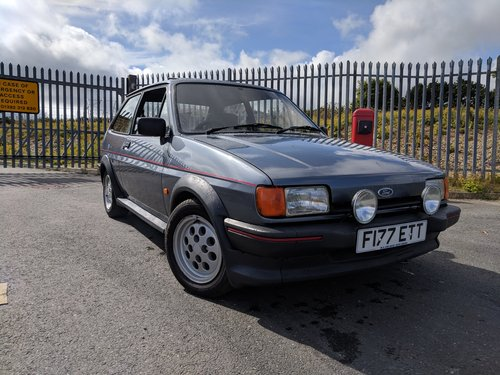 1988 Ford Fiesta XR2 mk2 For Sale (picture 1 of 6)