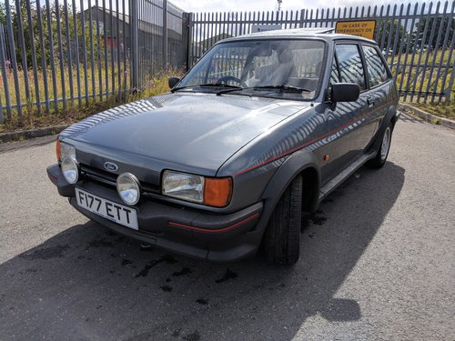 1988 Ford Fiesta XR2 mk2 For Sale (picture 3 of 6)