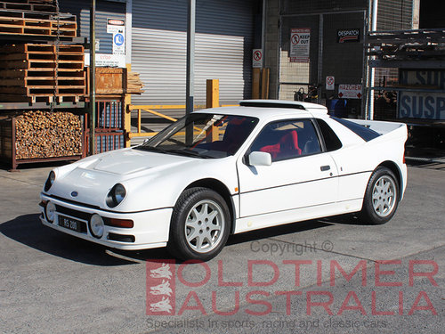 1986 Ford Rs200 For Sale Car And Classic