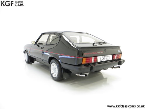 1987 A Mind-Blowing Ford Capri 2.8 Injection Special, 8,334 miles SOLD (picture 4 of 6)
