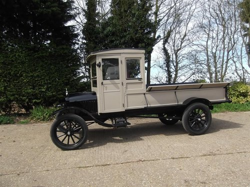 1923 FORD MODEL T - 1 TON TRUCK For Sale (picture 1 of 6)