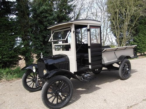 1923 FORD MODEL T - 1 TON TRUCK For Sale (picture 4 of 6)
