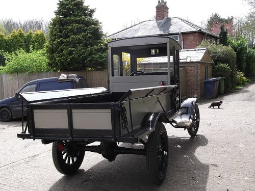 1923 FORD MODEL T - 1 TON TRUCK For Sale (picture 5 of 6)
