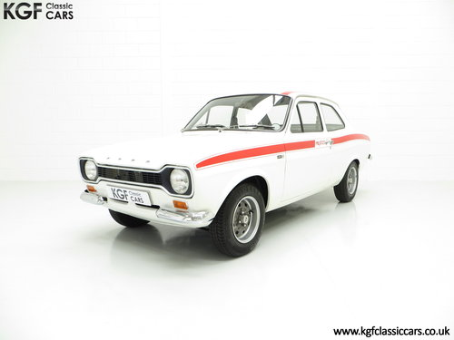 1974 A Genuine AVO Mk1 Ford Escort RS Mexico SOLD (picture 2 of 6)