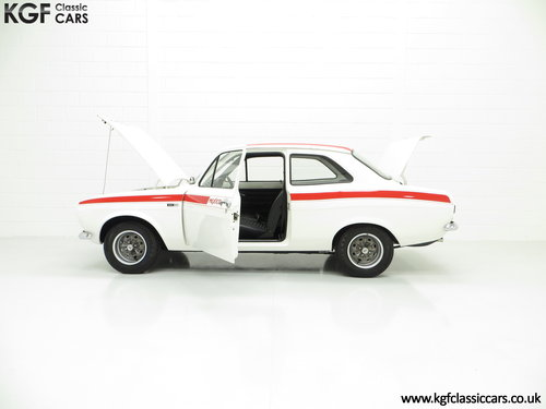 1974 A Genuine AVO Mk1 Ford Escort RS Mexico SOLD (picture 3 of 6)