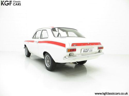 1974 A Genuine AVO Mk1 Ford Escort RS Mexico SOLD (picture 4 of 6)
