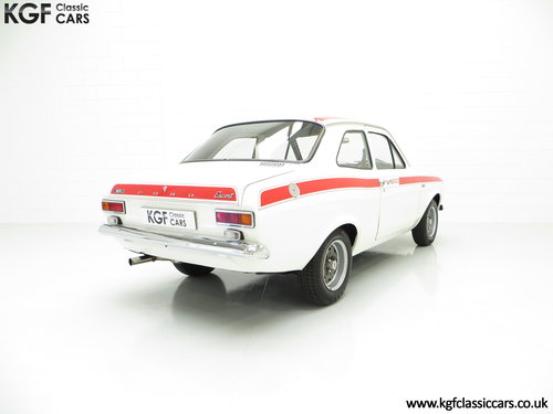 1974 A Genuine AVO Mk1 Ford Escort RS Mexico SOLD (picture 5 of 6)