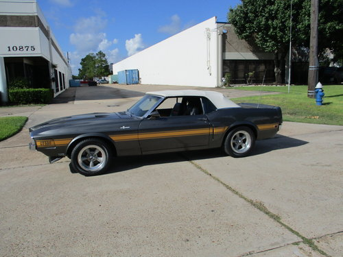 1969 Ford Mustang GT-500 Tribute Convertible For Sale (picture 4 of 6)