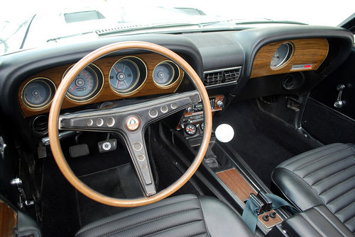 1969 Ford Mustang GT-500 Tribute Convertible For Sale (picture 6 of 6)