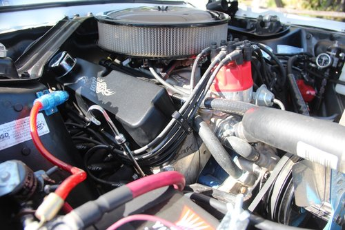 1967 FORD MUSTANG 331 STROKER CRATE MOTOR 450BHP now Sold For Sale (picture 5 of 6)