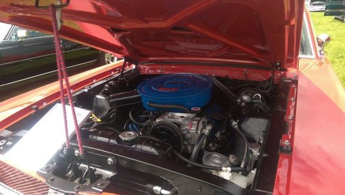 1964 1/2 FORD MUSTANG 289 V8 DCODE RED SHOW WINNER STUNNING! SOLD (picture 4 of 6)
