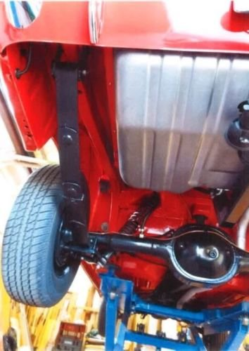 1964 1/2 FORD MUSTANG 289 V8 DCODE RED SHOW WINNER STUNNING! SOLD (picture 6 of 6)