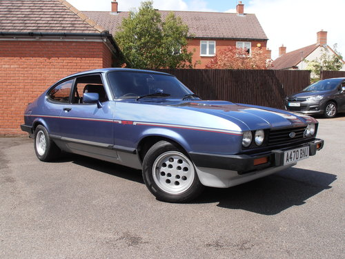 Stunning 2.8i Capri 1983 SOLD (picture 1 of 6)