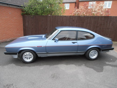 Stunning 2.8i Capri 1983 SOLD (picture 5 of 6)