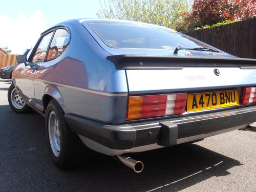 Stunning 2.8i Capri 1983 SOLD (picture 6 of 6)