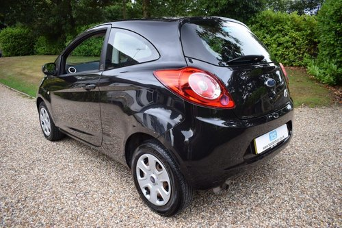 2009 Ford Ka (MK2) Style Plus with A/C SOLD (picture 2 of 6)
