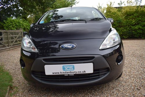 2009 Ford Ka (MK2) Style Plus with A/C SOLD (picture 4 of 6)
