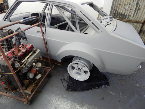 1978 Mk2 Escort For Sale (picture 6 of 6)