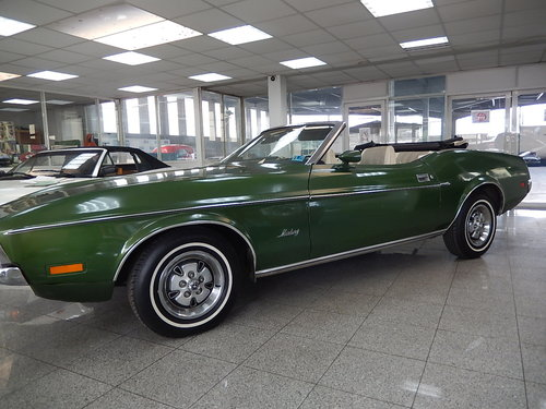 1972 ford mustang convertible  For Sale (picture 2 of 6)