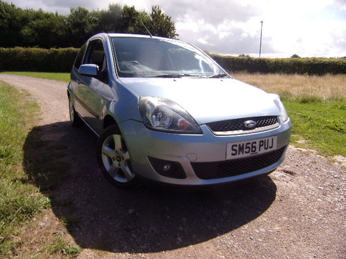 2006 Ford Fiesta 1.4 Freedom (44,525 miles) For Sale (picture 1 of 6)