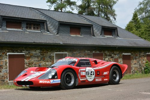 1967 Ford GT40 MK4 Heron For Sale (picture 1 of 6)