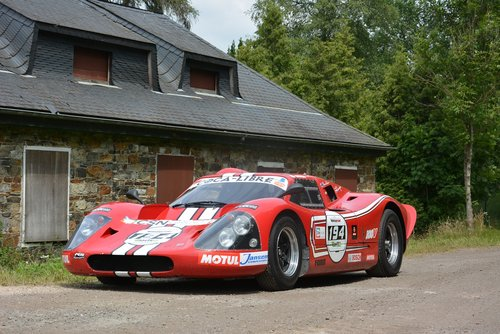 1967 Ford GT40 MK4 Heron For Sale (picture 3 of 6)