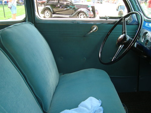 1940 Ford Deluxe 2DR Sedan For Sale (picture 5 of 6)