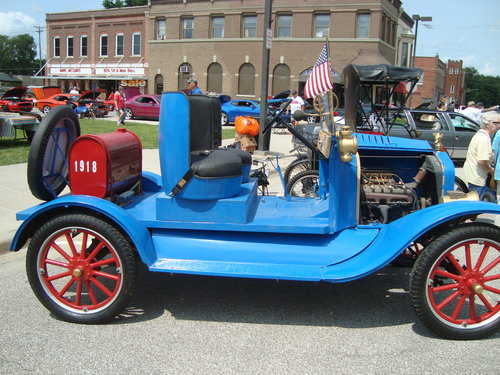 1918 Ford Speedster For Sale (picture 1 of 6)
