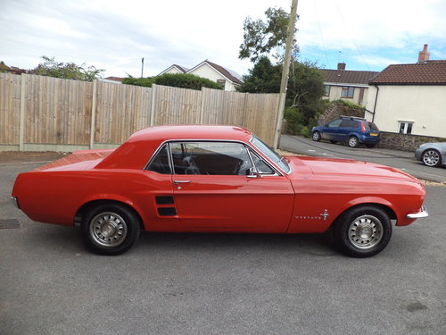 Ford Mustang 1967, buy a piece of American dream For Sale (picture 4 of 6)