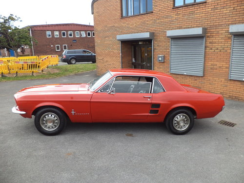 Ford Mustang 1967, buy a piece of American dream For Sale (picture 5 of 6)