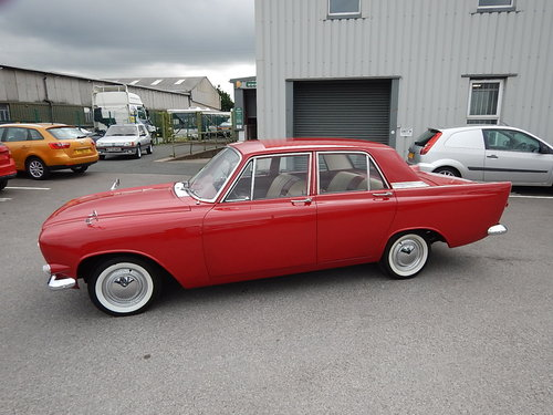 1963 FORD ZEPHYR 4 Mark lll ~ Exceptional Condition ~  SOLD (picture 1 of 6)