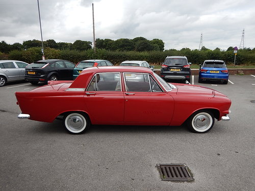 1963 FORD ZEPHYR 4 Mark lll ~ Exceptional Condition ~  SOLD (picture 3 of 6)