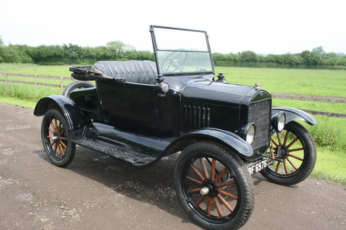 1924 Model T Ford Roadster For Sale (picture 1 of 1)