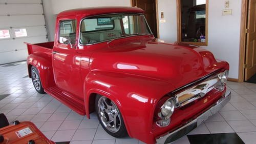 1954 Ford F100 SWB Pickup For Sale (picture 1 of 6)