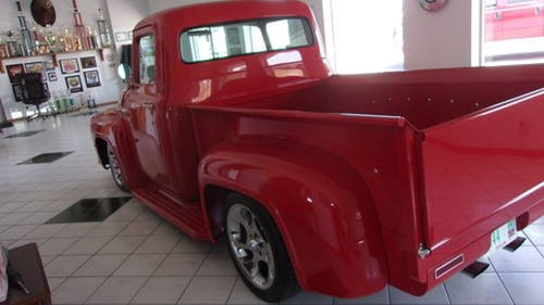 1954 Ford F100 SWB Pickup For Sale (picture 2 of 6)