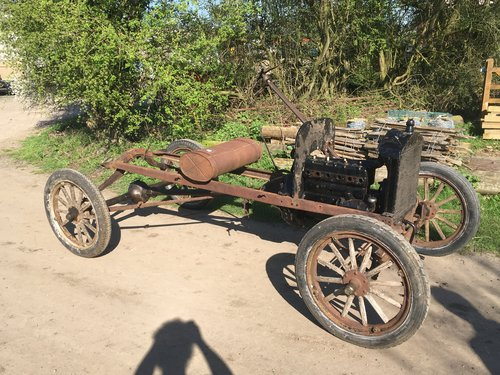 1924 Model T Ford Rolling Chassis For Sale (picture 1 of 1)