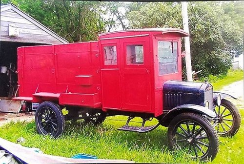 1918 Ford Model T Truck For Sale (picture 2 of 4)