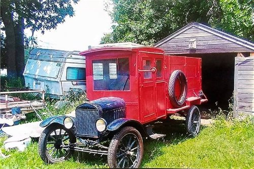 1918 Ford Model T Truck For Sale (picture 3 of 4)