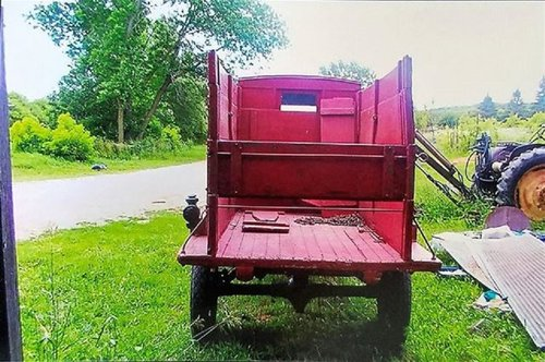 1918 Ford Model T Truck For Sale (picture 4 of 4)