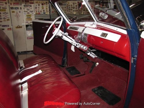 1941 Ford Super Deluxe Convertible For Sale (picture 5 of 6)