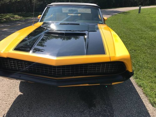 1971 Ford Torino GT Convertible  For Sale (picture 3 of 6)